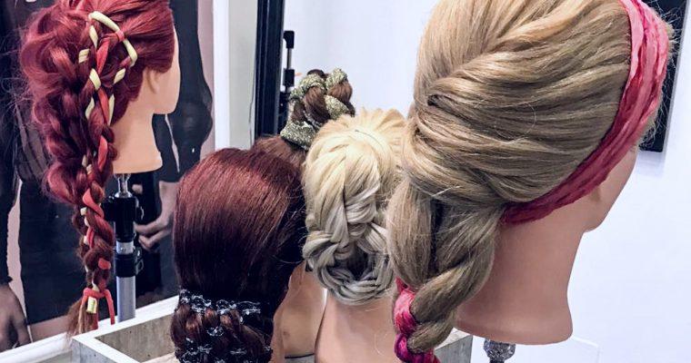 Capelli raccolti | Chic e Wow | Essere Parrucchieri